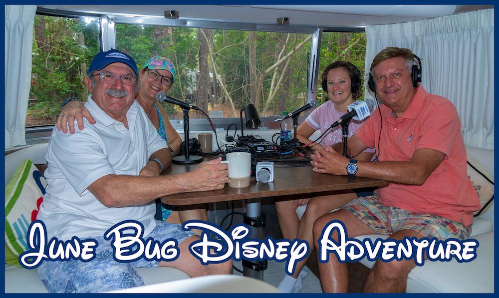 June Bug Disney Adventure